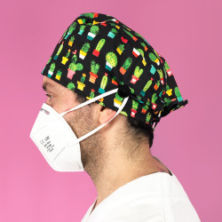 Short Hair Surgical Cap...
