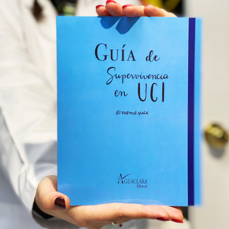 Book: Surviving guide for the ICU