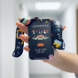 Lanyard with ID holder -...