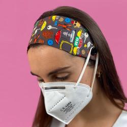 N·U·R·S·E·S Hairband with...