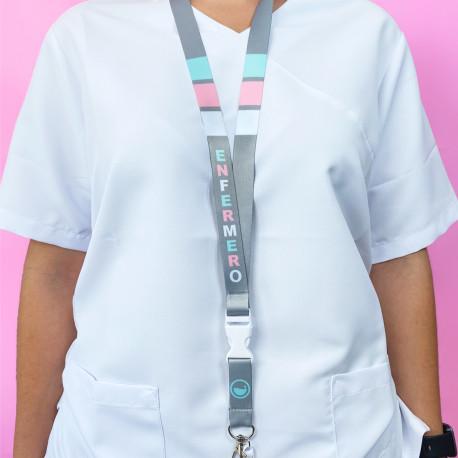 Lanyard enfermera