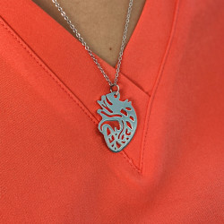 Pendant with chain -...