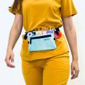 Organizer bag with belt