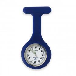 Reloj silicona enfermera azul royal
