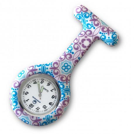 Reloj silicona Enfermera - Blue...