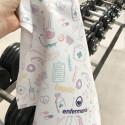 toalla estampado enfermeril