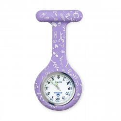 reloj silicona enfermera