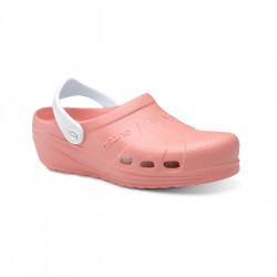EVA clog for nurses - Coral