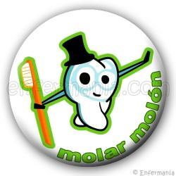 plaque molaire Molon