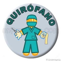 Chapa Quirofano