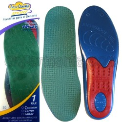 Special insoles gel - Drilex