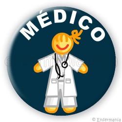 Chapa Médico - Menina
