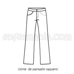 Pantalon Landau Jeans Inspired - Ceil Blue