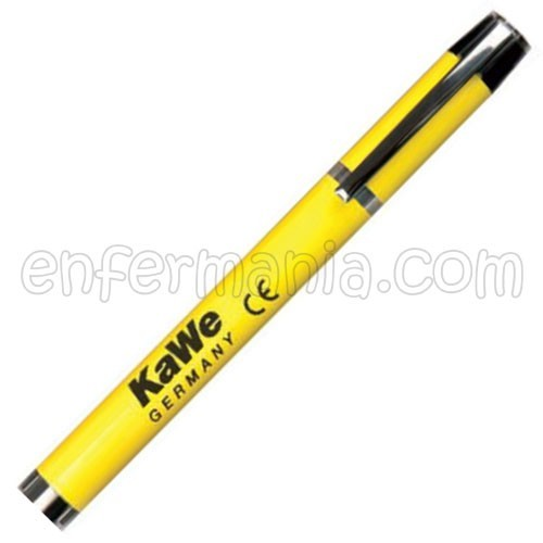 Torcia Cliplight - giallo