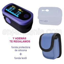 Pulsoximeter Choicemmed MD300C23 – violett