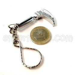 Chaveiro Miniatura - Laringoscópio