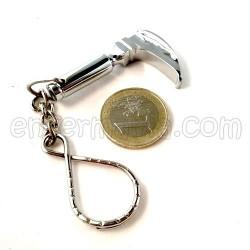 Schlüsselanhänger Miniatur - Laringoscopio