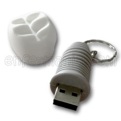 Memoria USB - implante dental