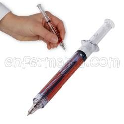 Ballpoint Pen Syringe