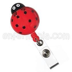 Retractable Ladybug