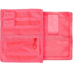 Organizer pocket with latch belt PR - Pink
