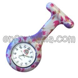 Reloj silicona Enfermania - Pink Dreams
