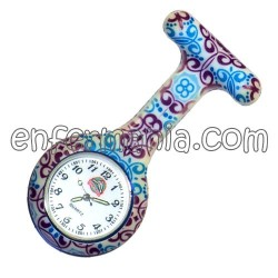 Enfermania silicone watch -...