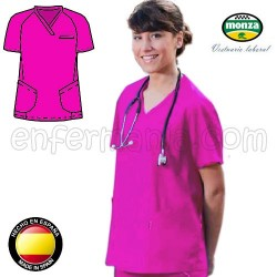 Jacket fuchsia women Monza