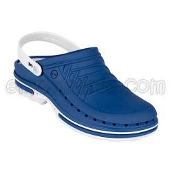 Zoccoli Wock Clog - Azzurro
