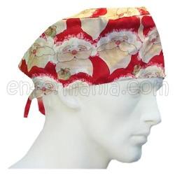 Beanie skull cap - CHRISTMAS - santa Claus