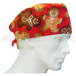 Beanie skull cap -CHRISTMAS - Gingerman