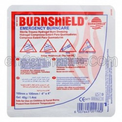 Compresa para quemaduras BURNSHIELD