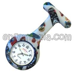 Reloj silicona Enfermania - Skate