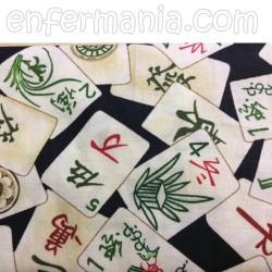 Gorro casquete - Mahjong