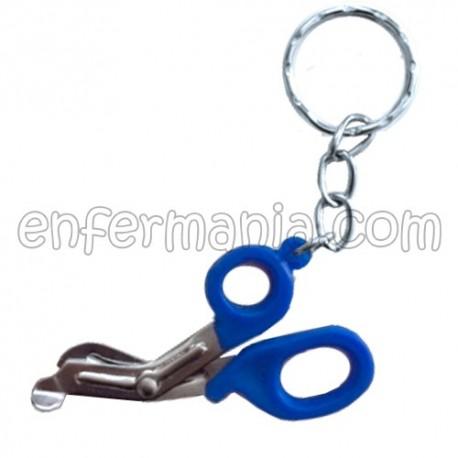 Metall anell de claus Tisores EMS