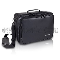 Briefcase Basic Visits - Black Polyester