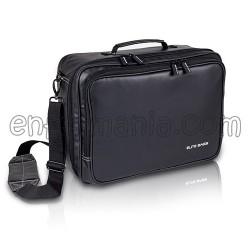 Briefcase Basic Visits - Black Polyester
