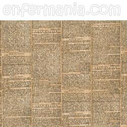 Gorro casquete - Antique Book