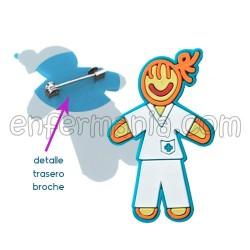 Brooch Nurse