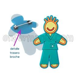 Broche Giuseppe