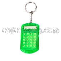 Minicalculadora keychain