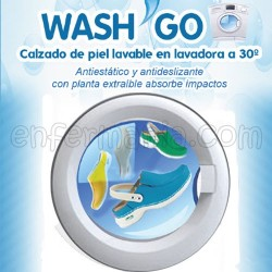 Zueco Piel Lavable Wash'Go -  News