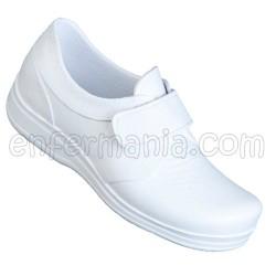 Zapato velcro EVA - Blanco