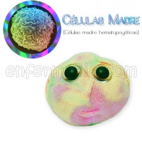Microbio Gigante de peluche - STEM CELL