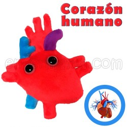 Giantmicrobes - Cuore teddy