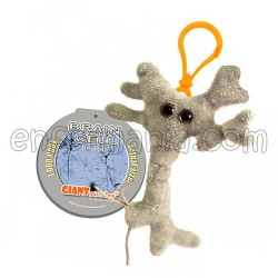 Portachiavi Giantmicrobe - Neurone