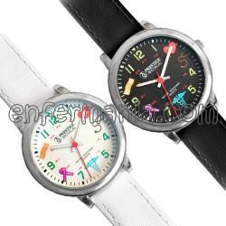 Polsera de rellotge de la prima de pell - Mèdica Símbols
