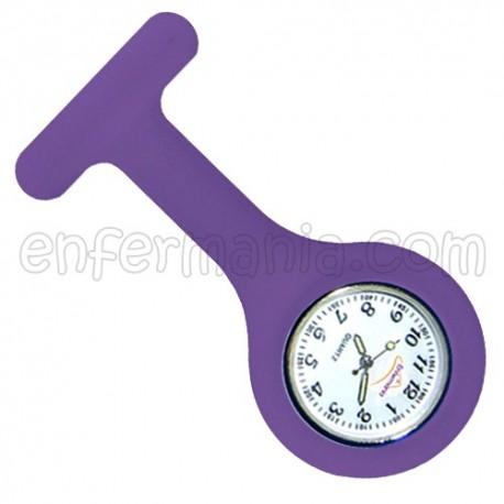 Reloj silicona Enfermania - Lavanda suave
