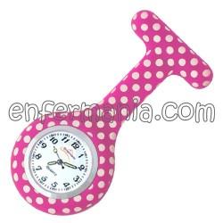 Rellotge de silicona Enfermania - Dotty