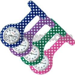 Montre silicone Enfermania - Dotty